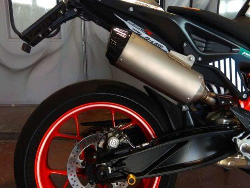 COOBER 890 DUKE Exhaust 3