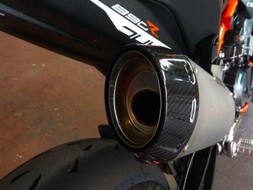 COOBER 890 DUKE Exhaust 5