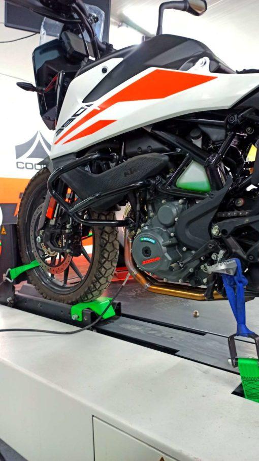 KTM 390 Adventure De-Cat